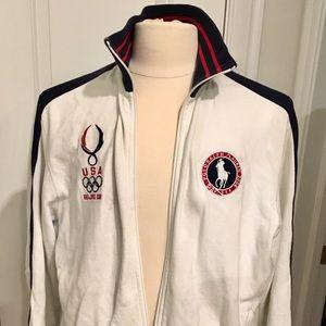 Polo Ralph Lauren Large USA 2008 Vintage Olympics